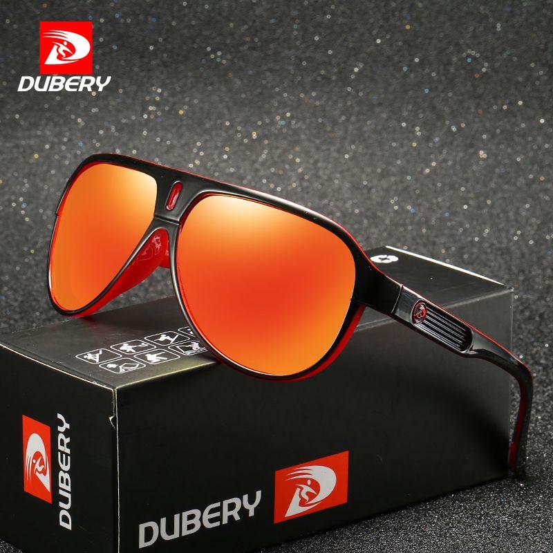 9b859b9a1b DUBERY Brand Design Polarized Sunglasses Men Driving Shades Male Retro Sun  Glasses For Men Summer Mirror Goggle UV400 Oculos Review