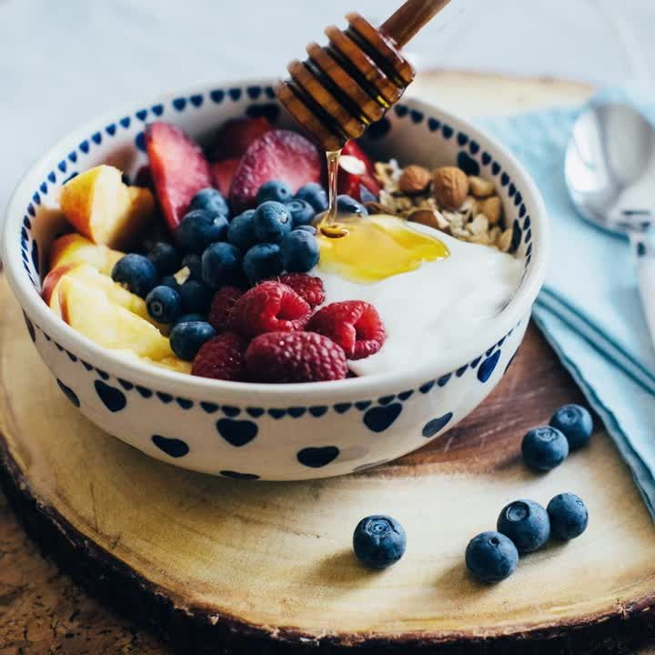 Breakfast Cinemagraph By Apricotberlin Flixel Living Photos - Mesmerising food cinemagraphs