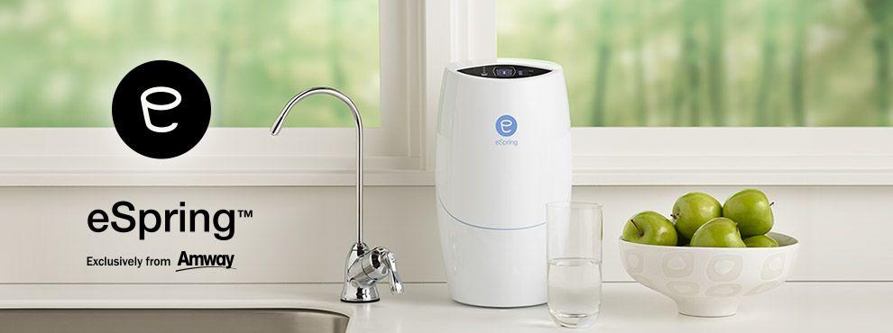 ESpring™ Wasserfiltersystem Für Vorhandenen Wasserhahn (Installation  Oberhalb Der Arbeitsfläche) #wasserfilter #wasserfiltersystem #wasser  #sauberes Wasser ...