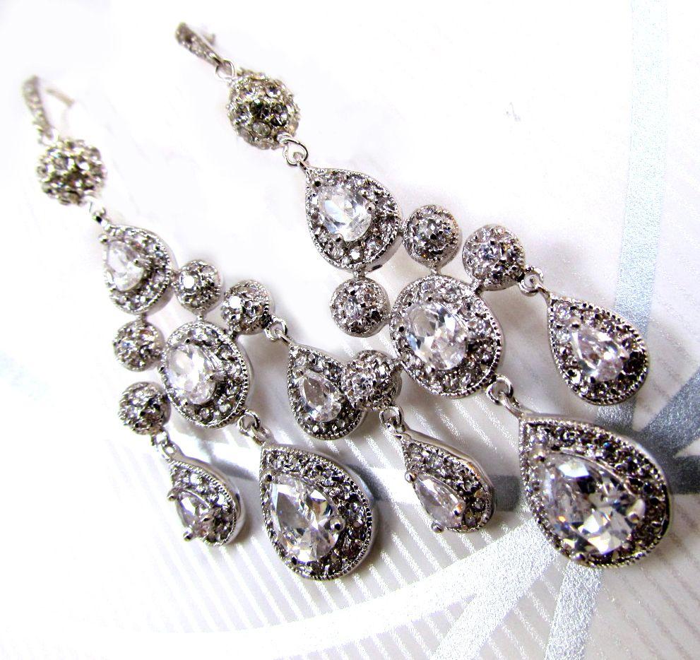 Gia cubic zirconia chandelier earringsi want these so bad jaw gia cubic zirconia chandelier earringsi want these so bad arubaitofo Choice Image