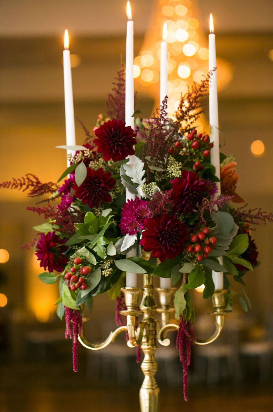Perfect Gothic Wedding Theme Chwv