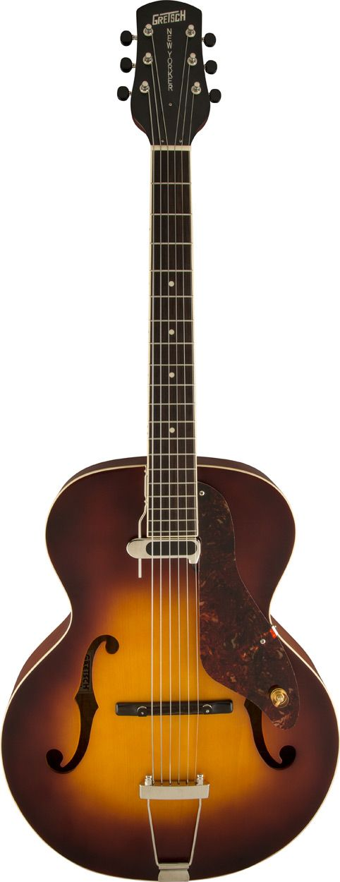 G9555 New Yorker™ Archtop with Pickup by Roots Collection