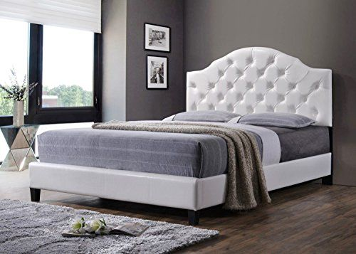 Luxury Tufted Queen Bed Frame with Headboard and Footboar... https ...