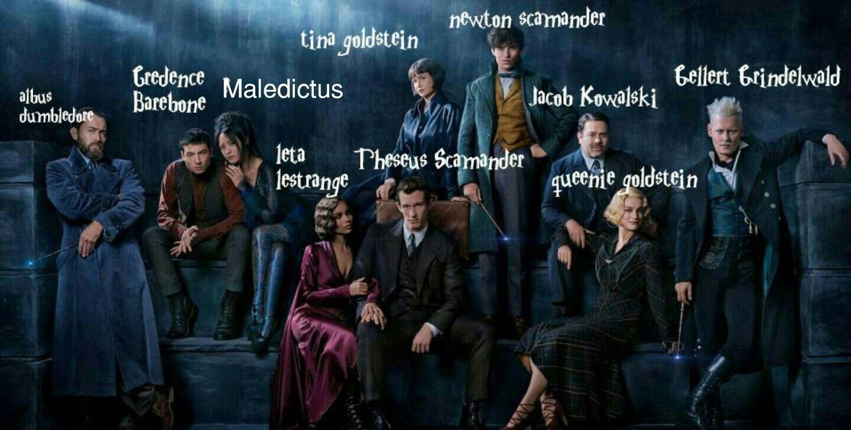 Fantastic Beasts Ii Crimes Of Grindelwald Bestas Fantasticas