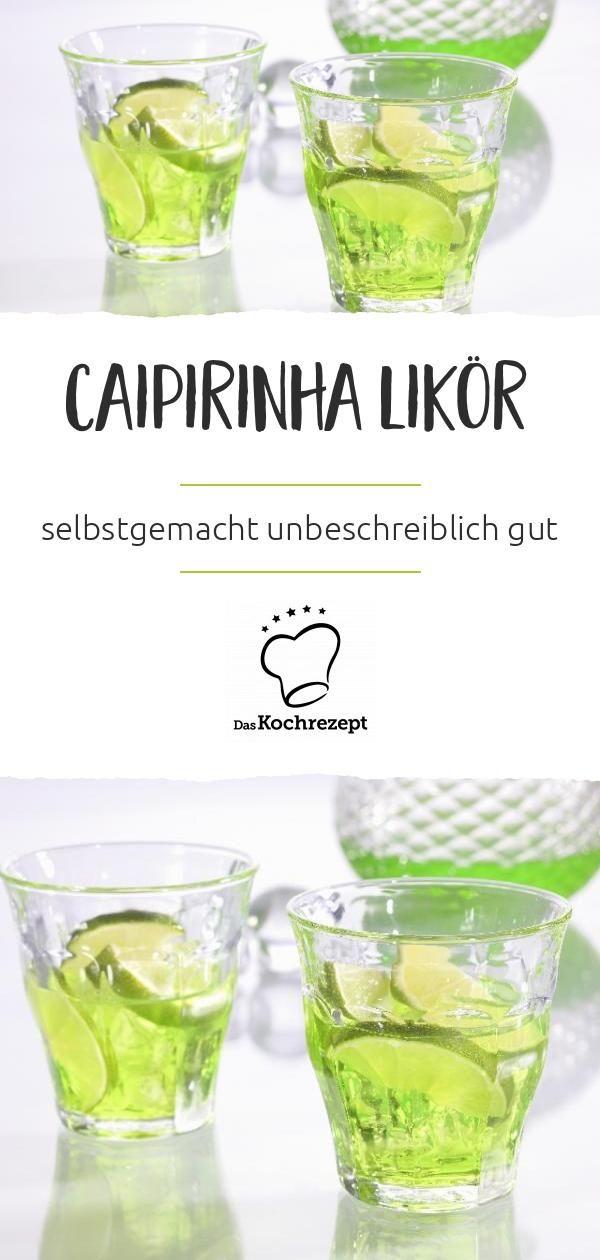 Caipirinha Likör