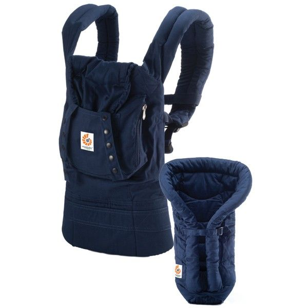 b2506bdd149 The Ergobaby Bundle of Joy series combines one of our Ergobaby Original or  Organic collection carriers with a matched Infant Insert