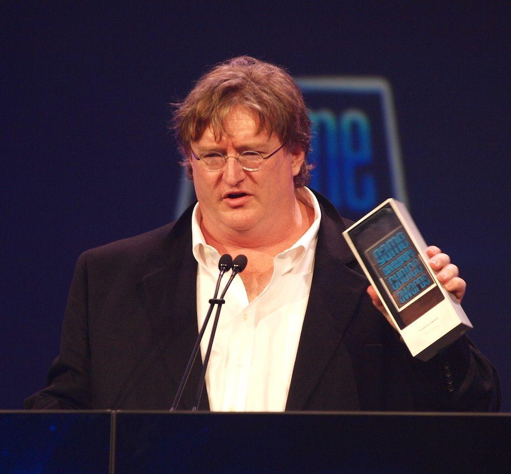 Gabe Newell Das Milliardenvermogen Des Valve Spieleentwicklers 2021 Titelbild Computerspiele Ehefrau