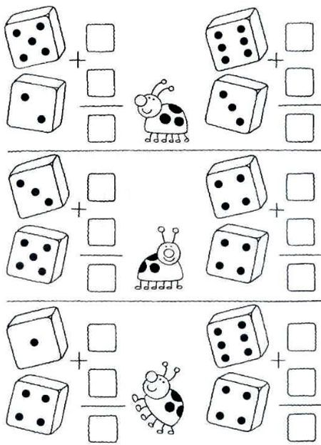 fichas-de-soma-matematica-3.jpg (450×623) | matematik | Pinterest ...