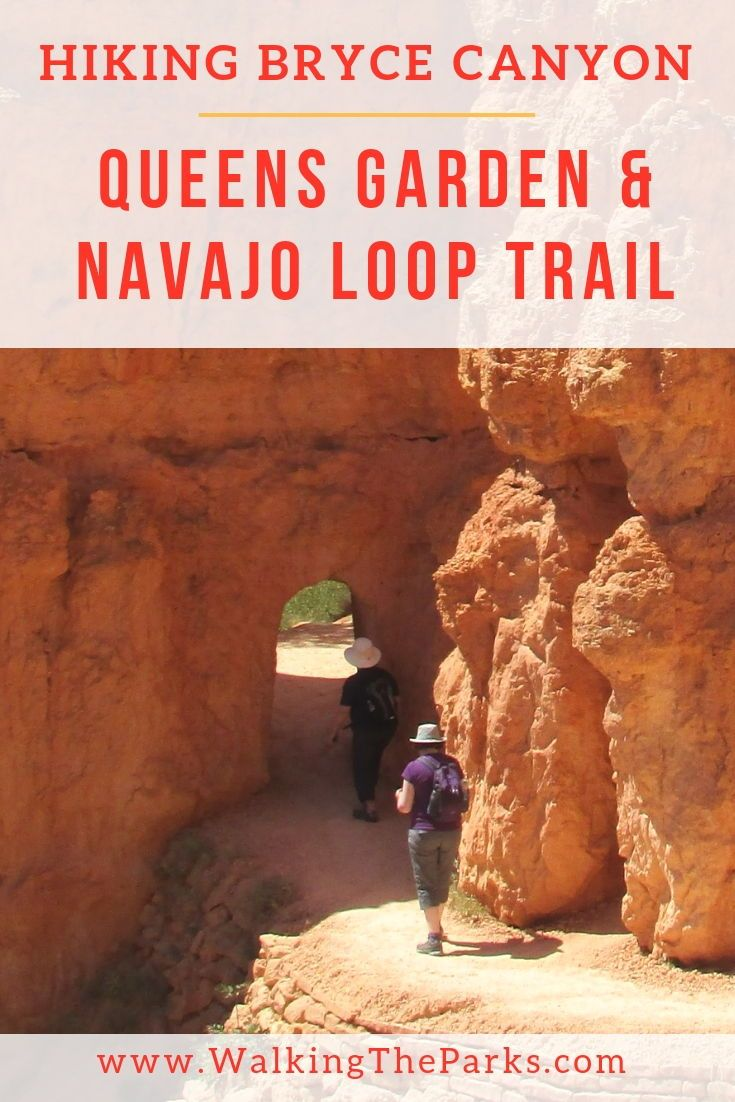 Photo of Hiking the Unforgettable Queens Garden and Navajo Loop Trail in Bryce Canyon National Park – Walking The Parks