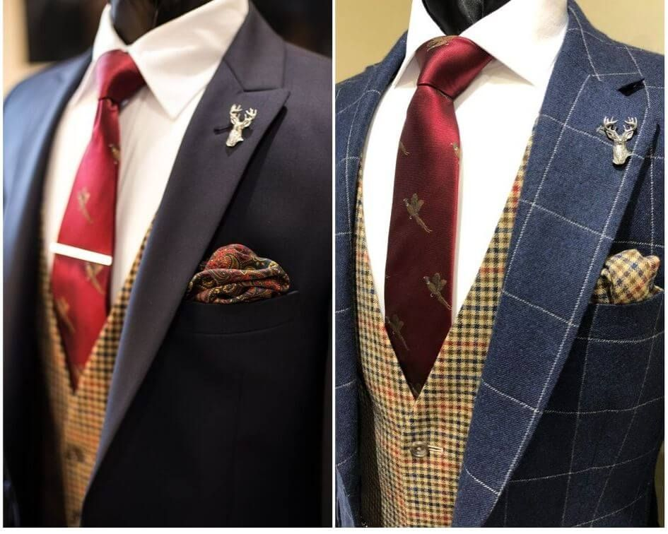 2020 Wedding Suit Trends in 2020 (With images) Wedding