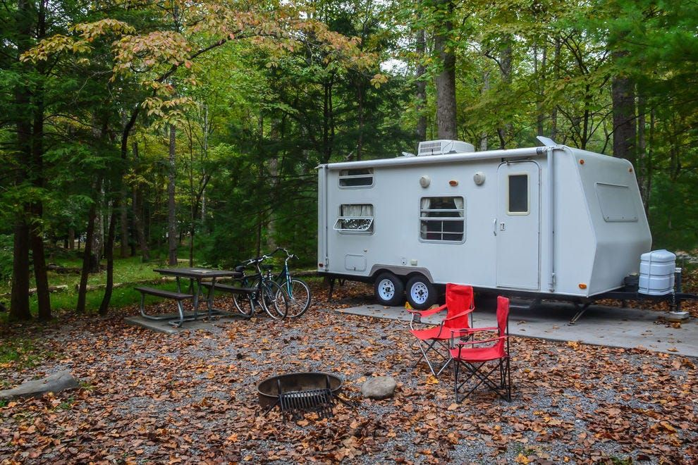 Campground At James Island County Park Named Best In U S Best Rv Parks Rv Parks And Campgrounds Rv Parks