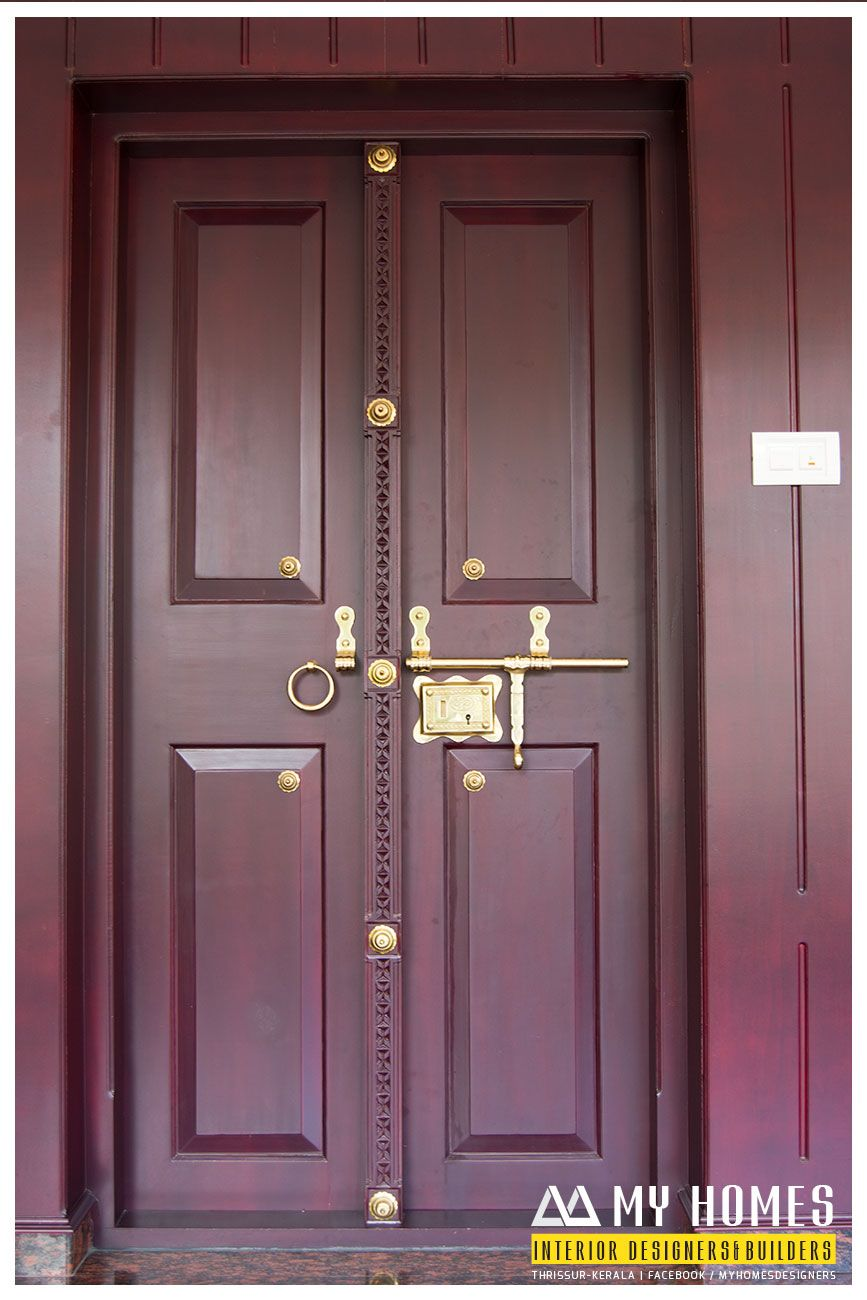 Entrance doors and existing wooden door designs and their features 12