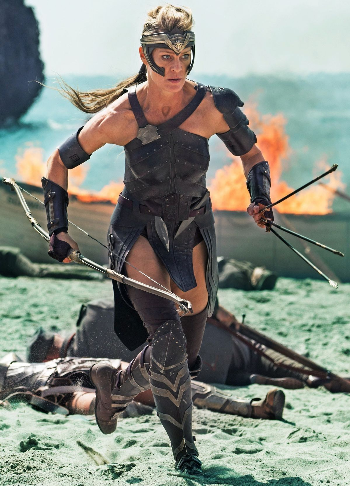 Antiope Warrior Woman Gal Gadot Wonder Woman Strong Female Characters