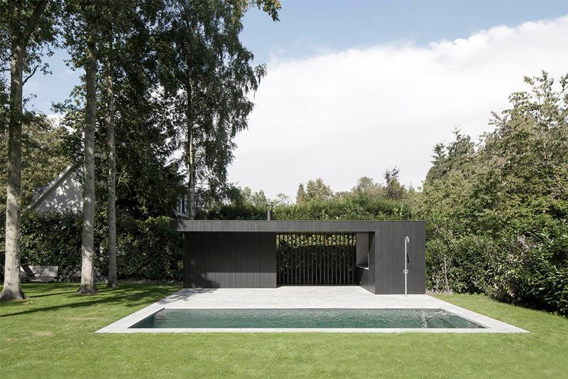 Rolies dubois architecten are based in antwerp belgium and they