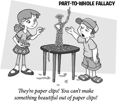 """an essay on the art of fallacies Essay on logical fallacies in the essay i will discuss and give the examples of the logical fallacies, which are the errors in reasoning that are usually used to support arguments actually they are the """"arguments"""" that have not enough support to appear good deductive arguments."""