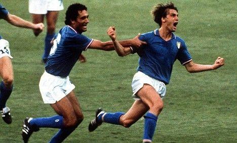 Marco Tardelli, italian footballer, world champion in 1982. He has a habit of returning eache summer in Pantelleria to relax. - Ha l'abitudine di tornare a Pantelleria ogni estate per rilassarsi