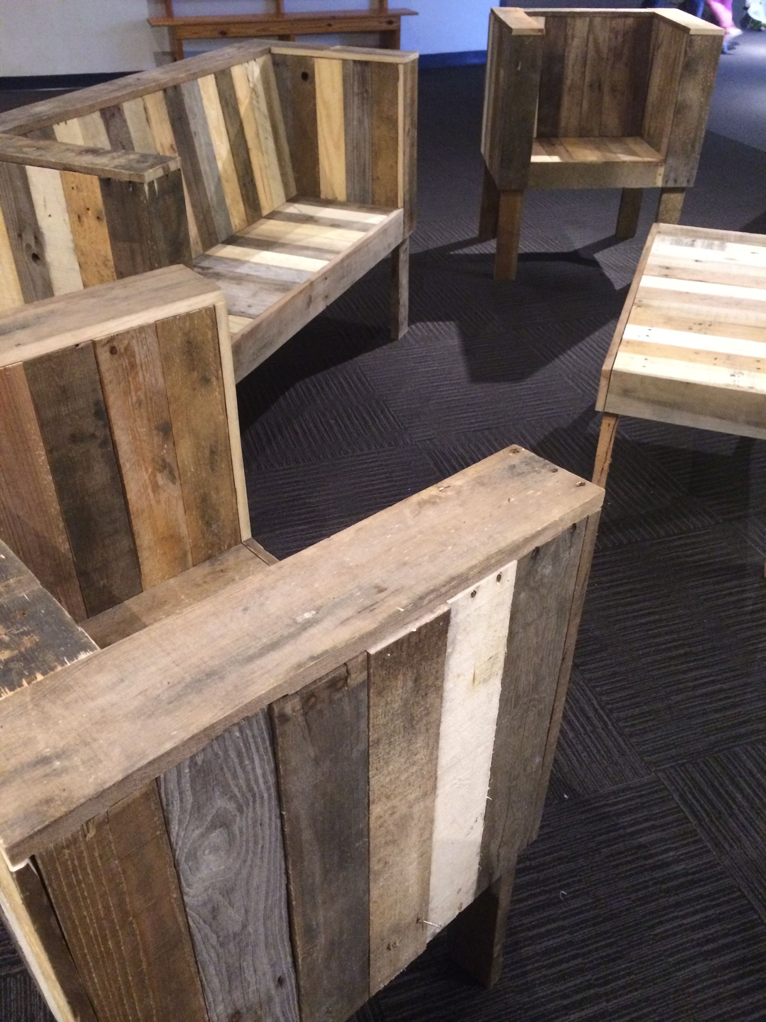 Wood Pallet Furniture You Will Love | Pallets, Wood pallet ...
