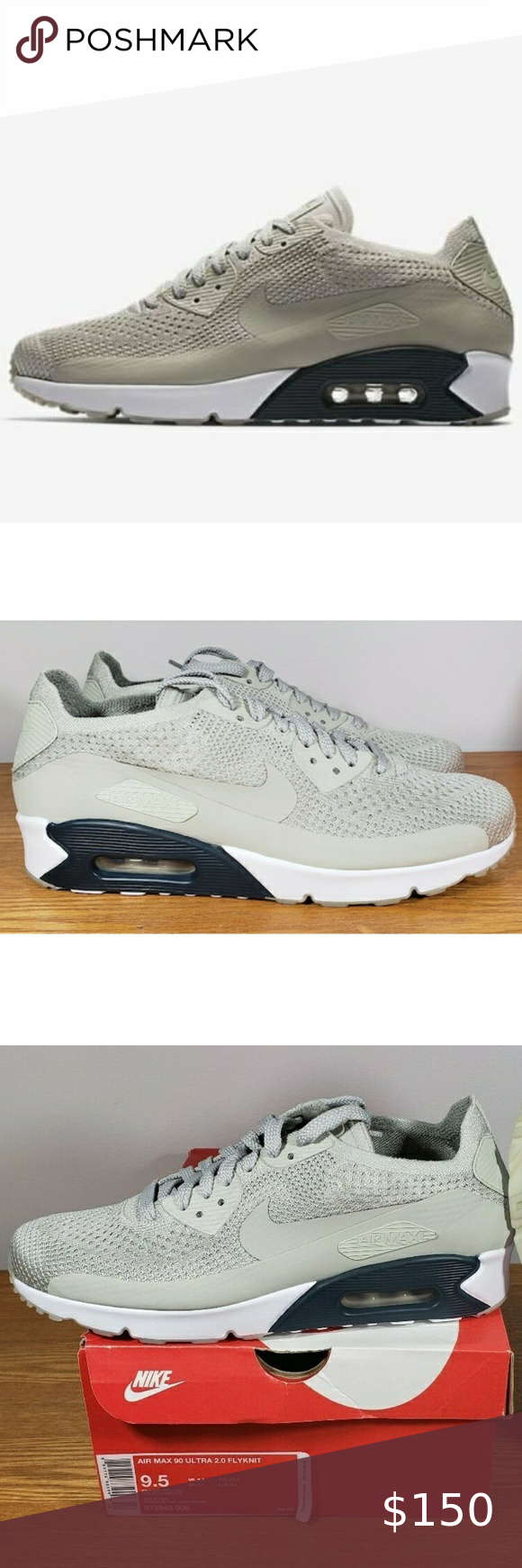 Nike Air Max 90 Ultra 2.0 Flyknit (Size