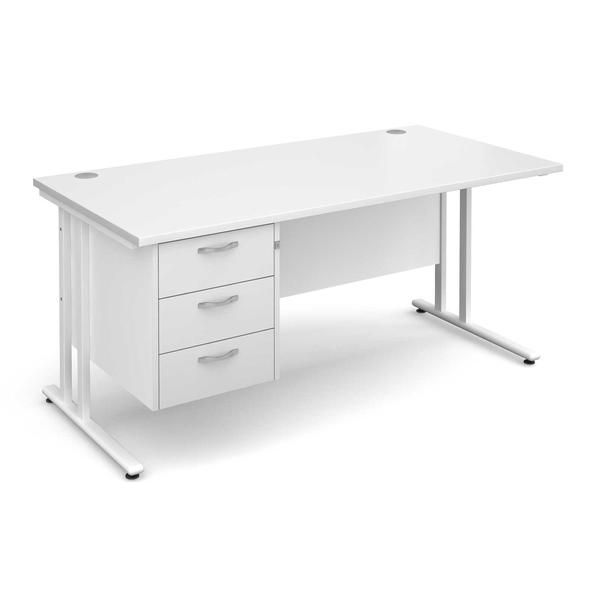 Pin By Kima Office Furniture On White Office Desks