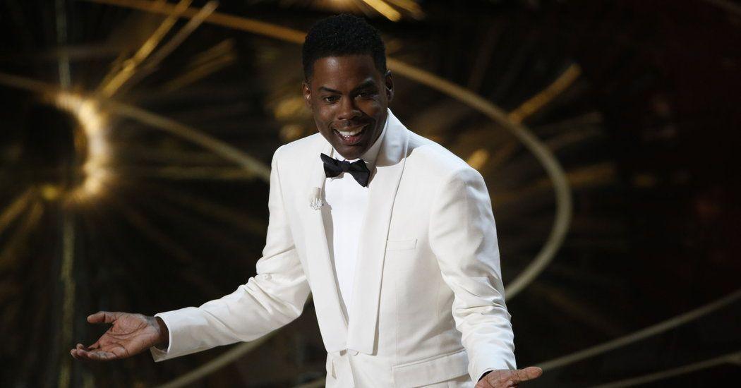 Chris Rock's Opening Oscar Monologue: A Transcript - The New York Times