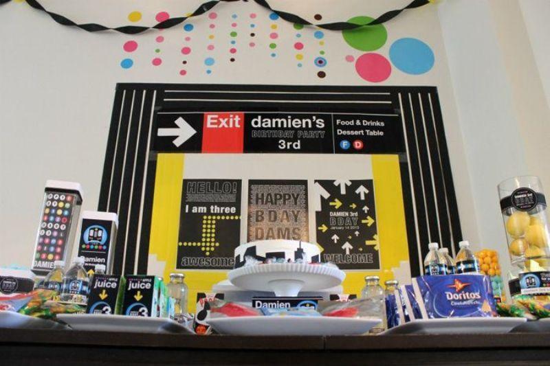 27 Best Birthday Party Ideas For Boys dia dos pais Pinterest
