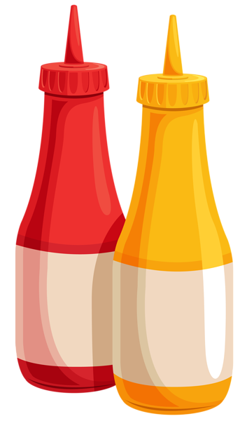 comida frutas bebidas etc comida frutas bebidas etc rh pinterest com clipart ketchup bottle ketchup clipart black and white