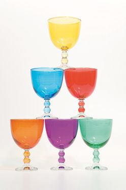 Great coloured glasses.