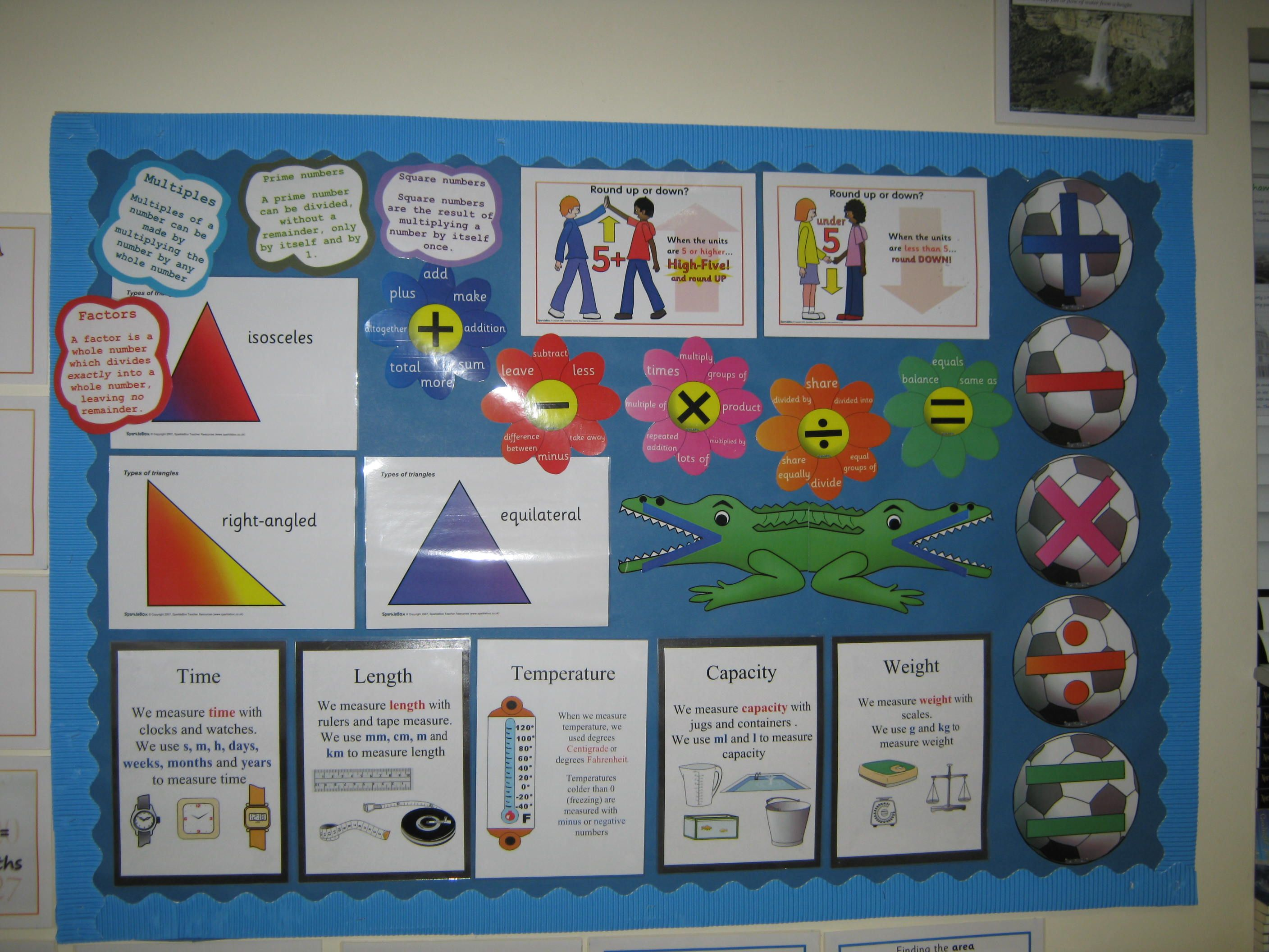 Classroom Ideas Yr 6 ~ Year maths display education we need it pinterest