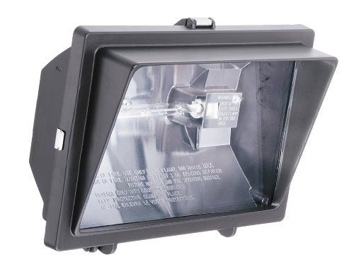Lithonia Ofl 300 500q 120 Lp Bz M6 Light Visor Flood Light With One 300 Watt And One 500 Watt Quartz Halogen Double Ended Lamps By Lithonia 34 97 Provides Fo Con Immagini
