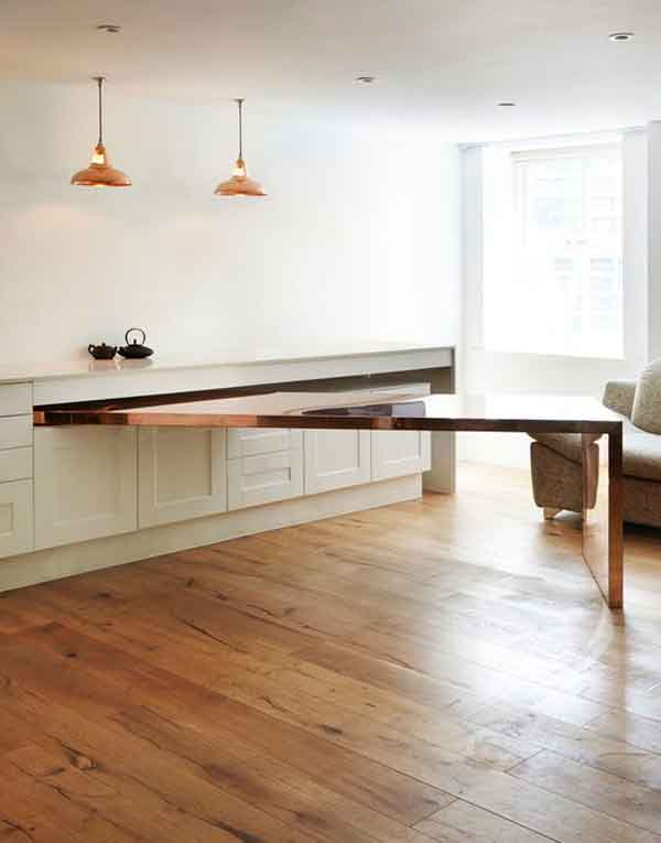 32 Amazing Dining Tables For Small Spaces (Space Saving