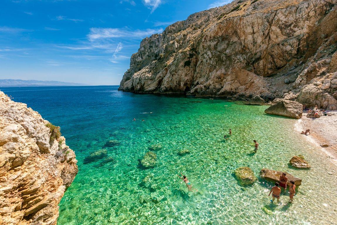The Best Beach in Europe Goes to Croatia... Beach