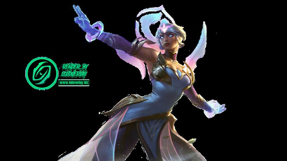 Dawnbringer Karma Render By Lol Overlay On Deviantart In 2021 League Of Legends Lol Karma