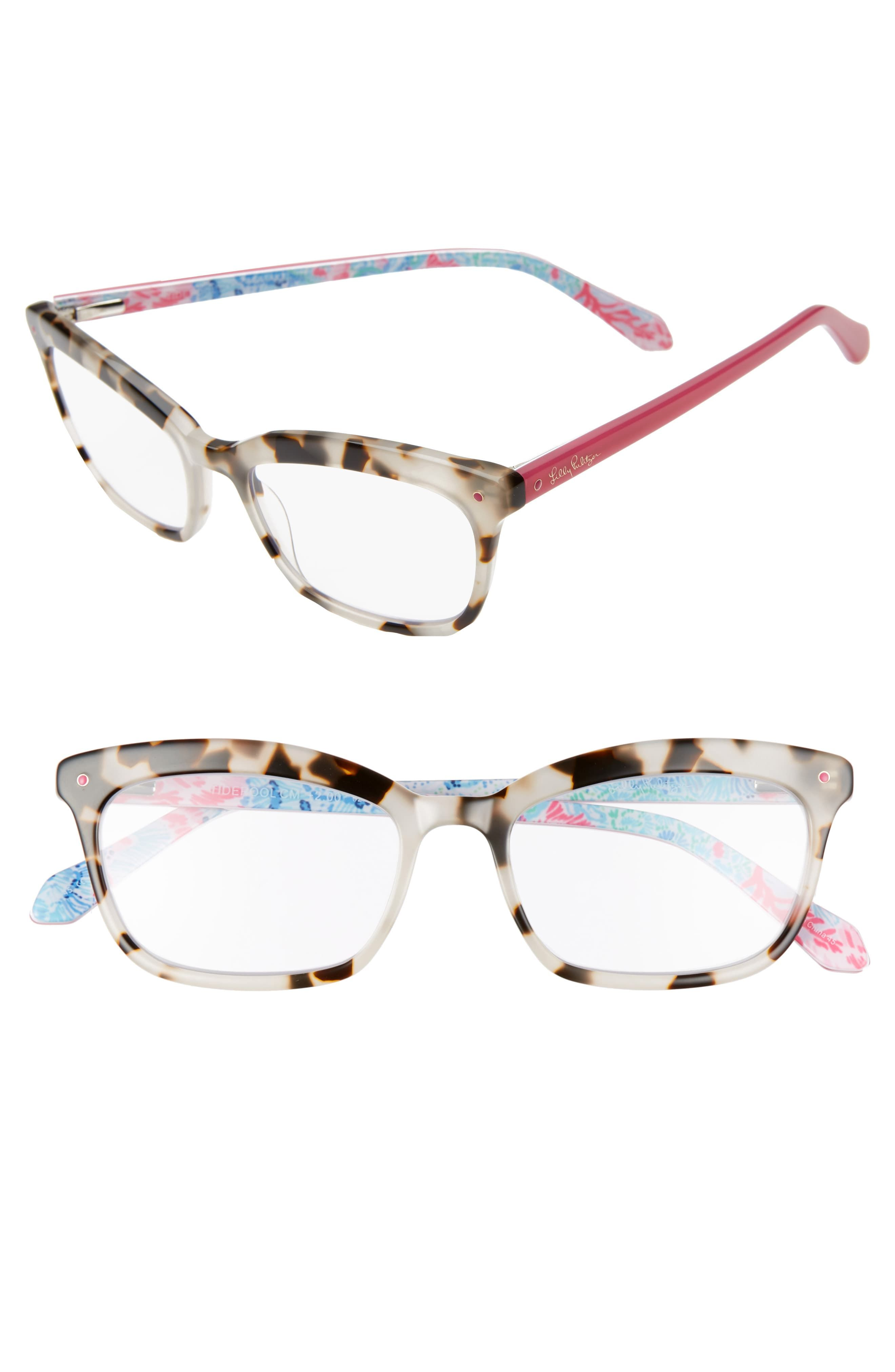 Lilly Pulitzer Tidepool 52mm Reading Glasses Nordstrom In 2021 Glasses Lilly Pulitzer Nordstrom Women