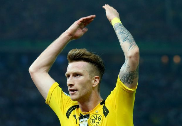Reus four weeks away from Borussia Dortmund return  Watzke