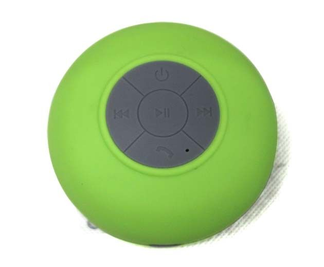 You can get it at BoomDealer.com   Mini Waterproof Wireless Bluetooth Speaker SHOWER POOL Car Handsfree mic