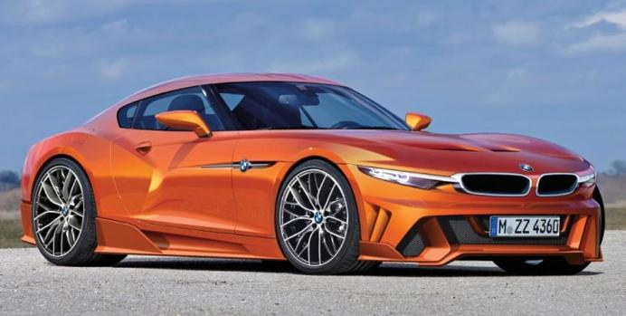 2020 Bmw Z5 Coupe Price And Release Date Bmw Z4 Araba Bmw