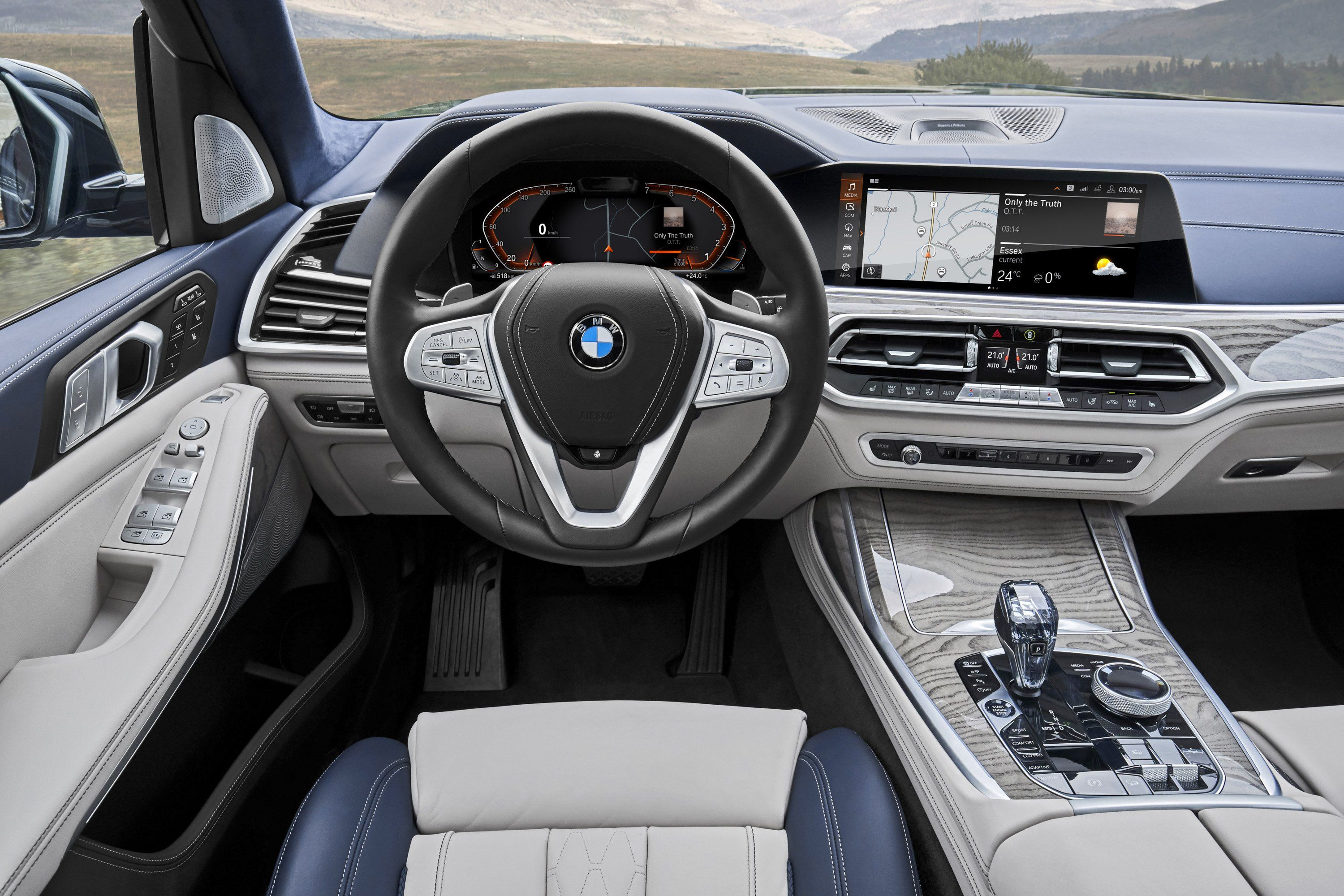 2020 Bmw X7 Cakhd Cakhd Cars