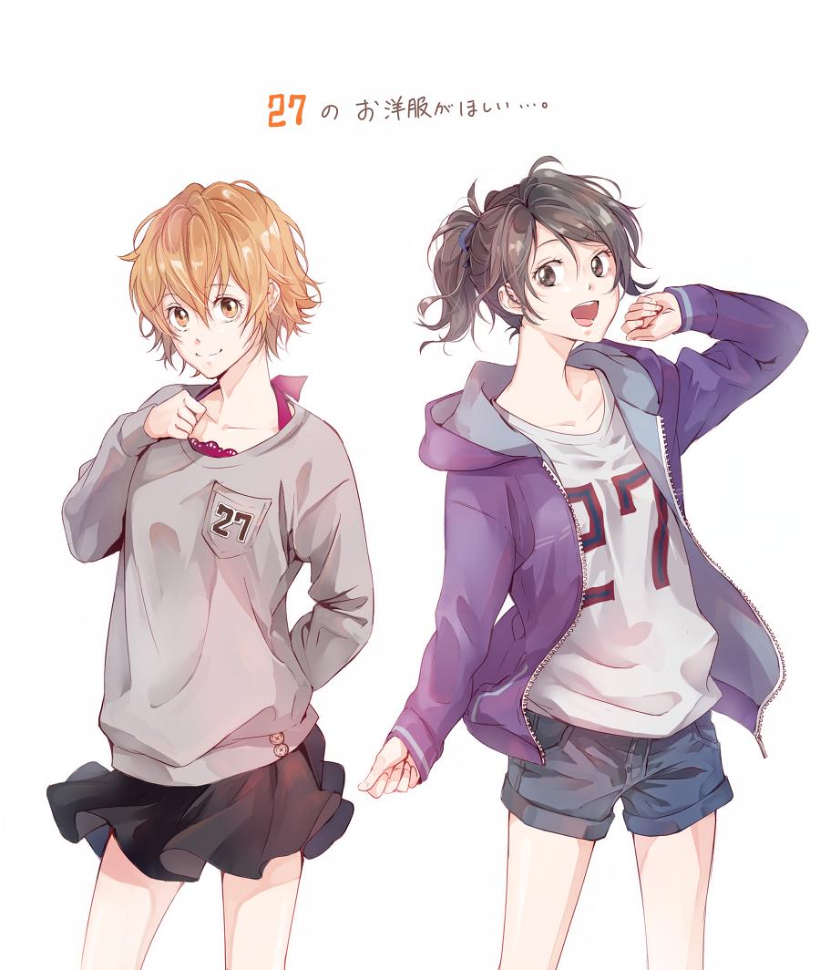 Kiyoko and Haru อะนิเมะ, สาวอนิเมะ, คาวาอี