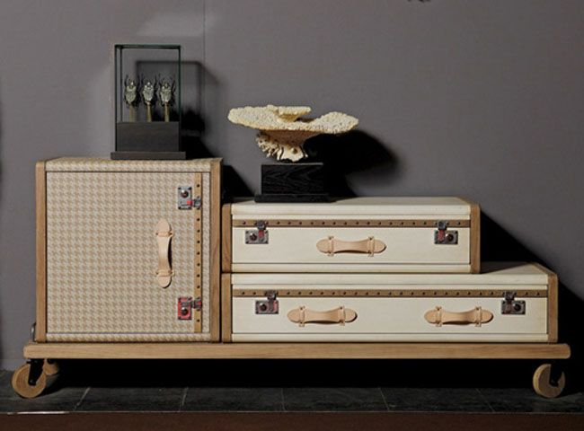 vintage suitcase | TRUNKS | Pinterest | Vintage suitcases, Vintage ...