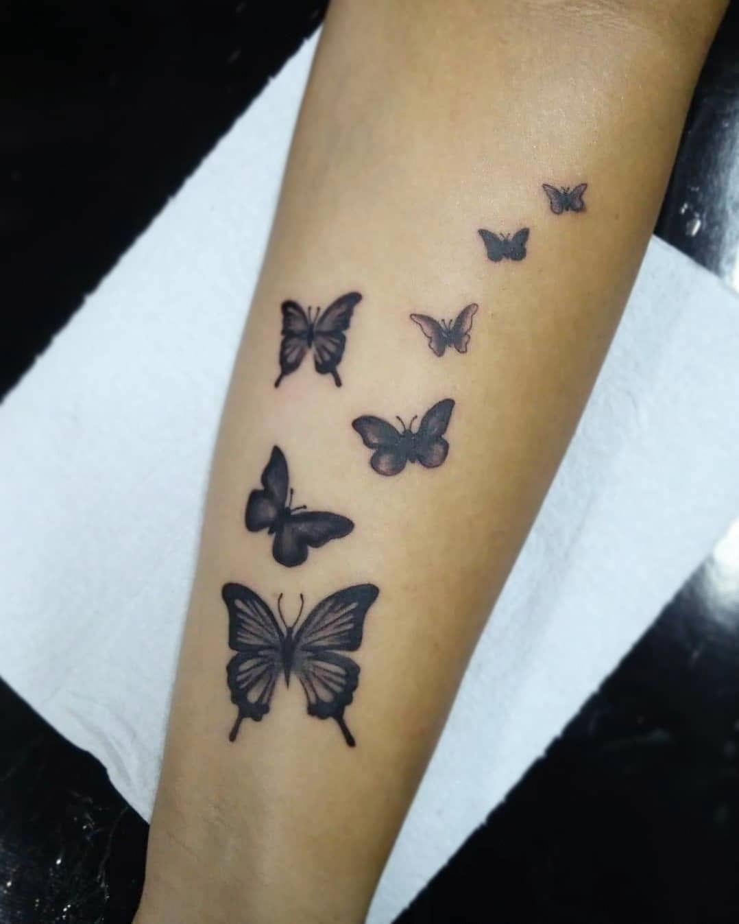 Photo of Kann Schmetterling Tattoo in jedem Körper des Körpers gemacht werden? Tätowie…