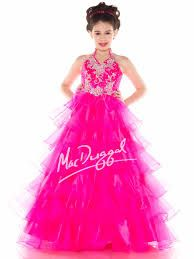 dbca292bf7ec Image result for western dresses for small girls by mac duggal ...