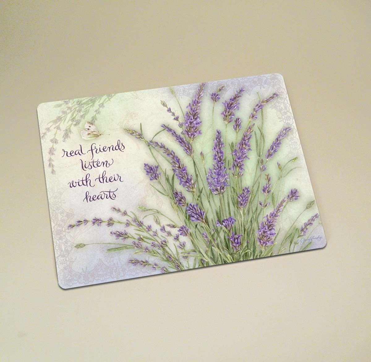Lavender Small Cutting Board , 5035108 | Lang