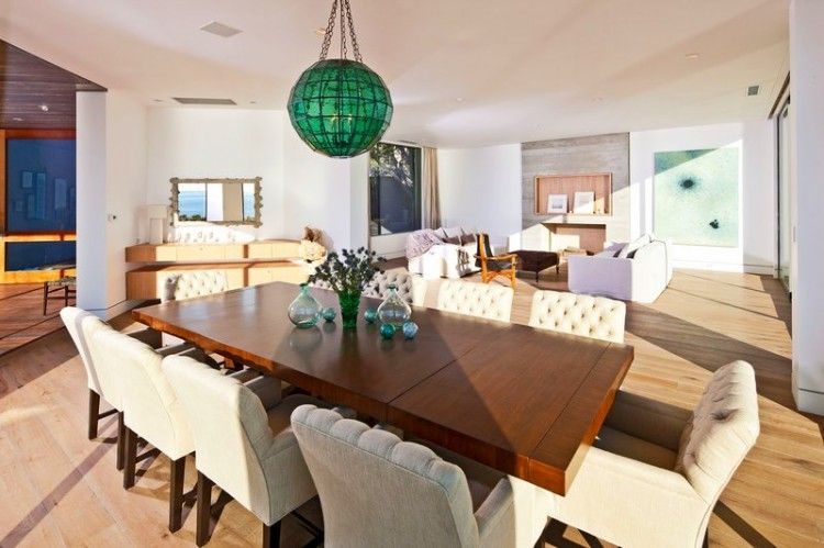 Brand New Coastal Modern Residence in Malibu - cocinas grandes de lujo