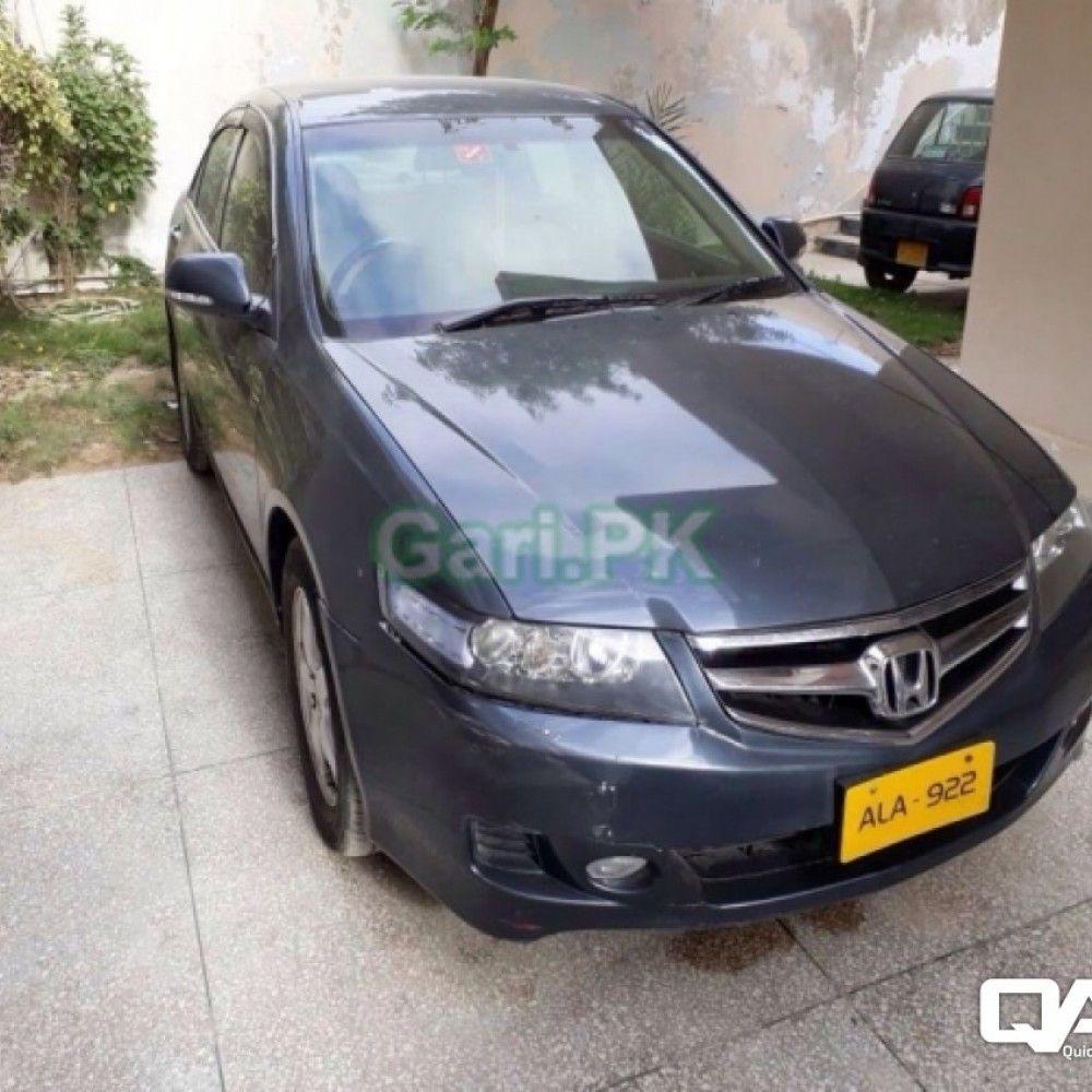 Honda Accord CL9 2004 for Sale in Karachi, Karachi Buy