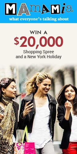 RePin to #Win a $20,000 #Shopping Spree and a New York #Holiday! #NYC #travel
