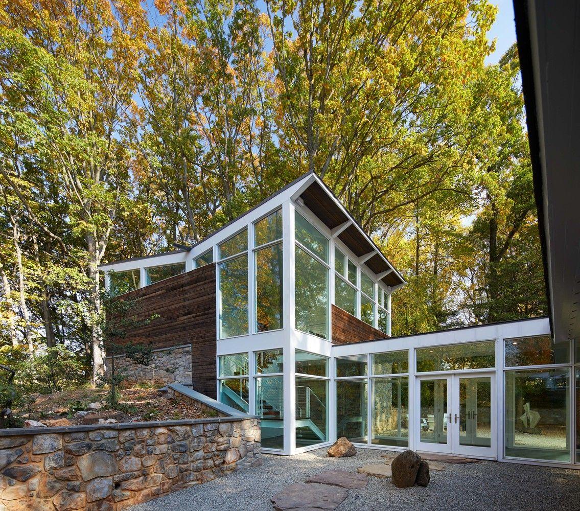 Gallery of mid century modern residence studio twenty seven