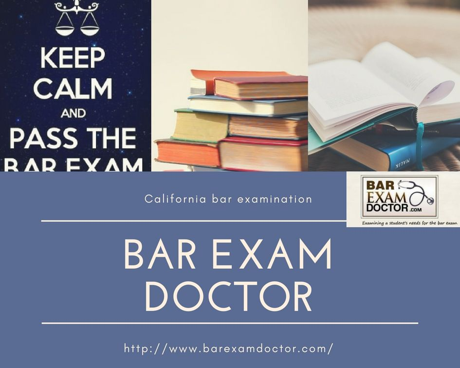 Looking for bar exam tips and tutorials for California bar