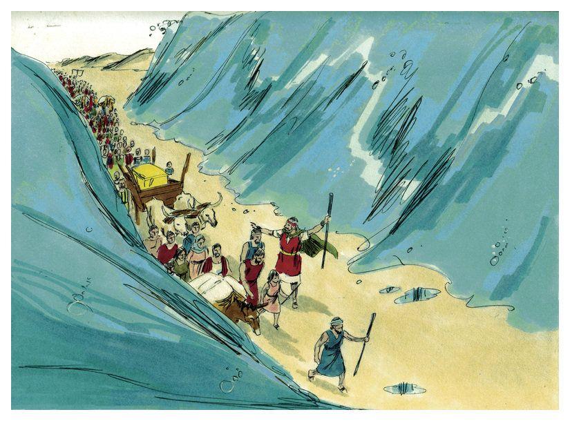 Free Bible illustrations for Exodus