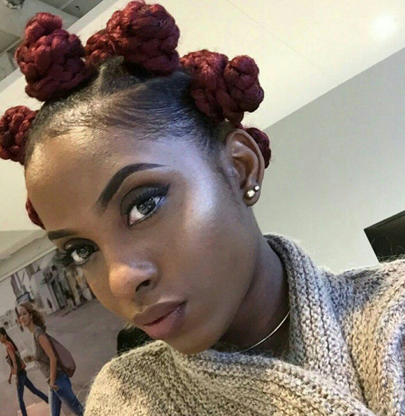 Pin On Natural Hair Inspiration