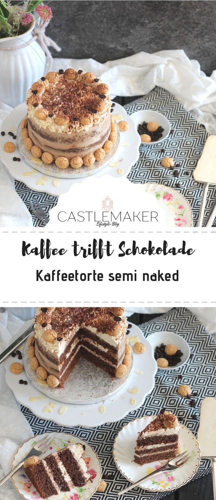 Kaffeetorte semi naked mit PIELERS - Lebensmittel direkt vom Erzeuger « CASTLEMAKER Lifestyle Blog